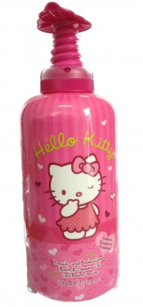 sabao maos hello kitty