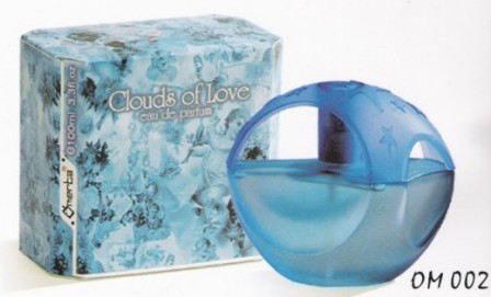 44OM002 EDT CLOUDS OF LOVE 100ml