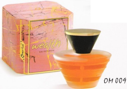 44OM009 EDT WEALTH 100ml
