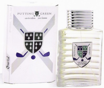 EDT PUTTING GREEN 100ml