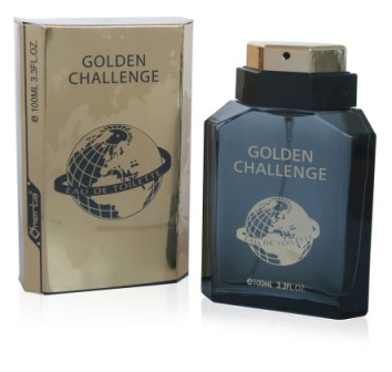 EDT GOLDEN CHALLENGE 100ml