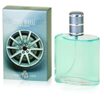 EDT STEEL WHEEL 100ml