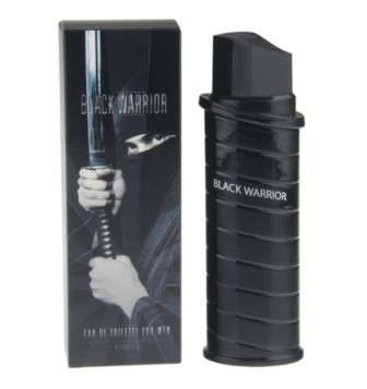 44RT124  EDT 100ml ' Black Warrior'