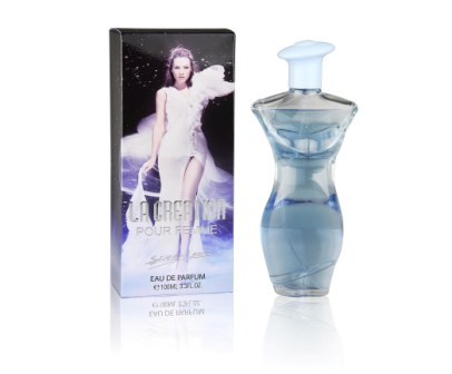 EDP 100ml  STREET LOOKS  LA CREATION FEMME