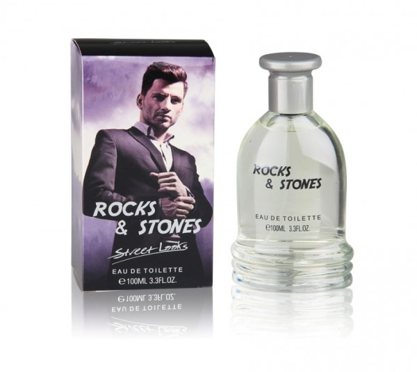 EDP 100ml  STREET LOOKS Rocks & Stones