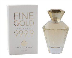 44RT052  EDT 100ml  'Fine Gold Women'
