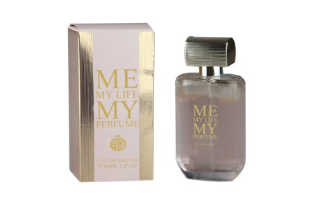 44RT096  EDP 100ml Me My Life My Perfume