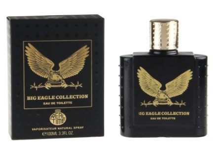 44RT125  EDT 100ml Big Eagle Black
