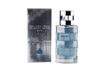 44RT136  EDT 100ml Silver City Man