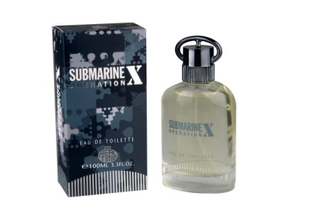 44RT140  EDT 100ml Submarine Operation X