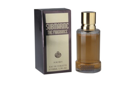 44RT146  EDT 100ml Submarine the Fragrance