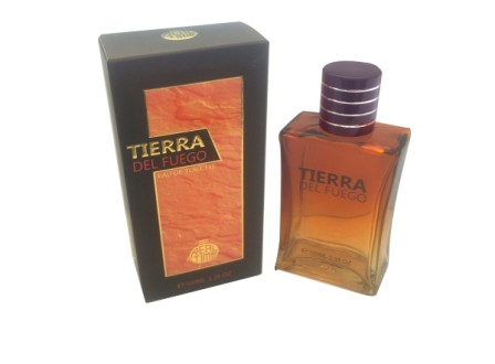 44RT156  EDT 100ml Tierra del Fuego
