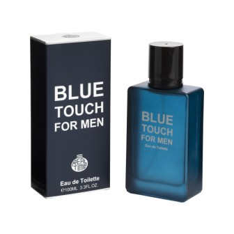 44RT157  EDT 100ml Blue Touch