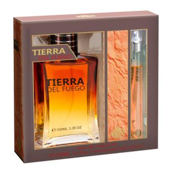 44RT-S156  EDT 100ml+10ml  TIERRA DEL FUEGO