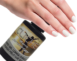 49CEGLD  CLICHE TOP COAT EFEITO GEL LONGA DURA€AO 11ML -12 UND