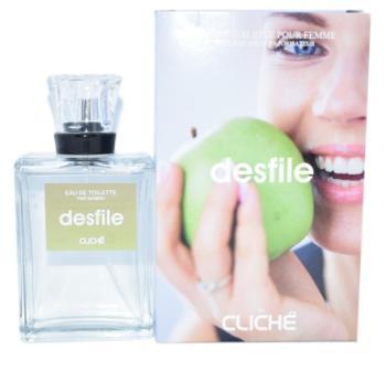 69P004  PERFUME CLICHE 100ML – DESFILE