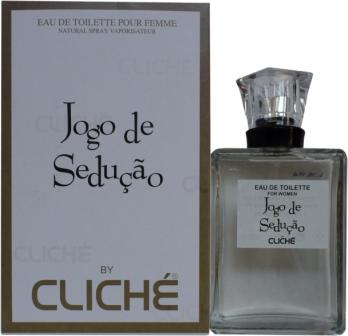 69P012  PERFUME CLICHE 100ML – JOGO DE SEDUCAO