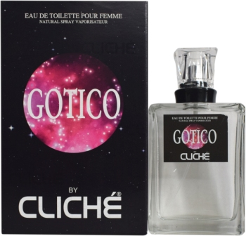 69P022  PERFUME CLICHE 100ML – GOTICO