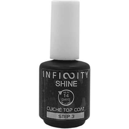 71ITC  VERNIZ INFINITY  BY CLICHE 15ML TOP COAT