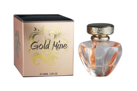 44NLY003 EDT GOLD MINE WOMEN 100ml