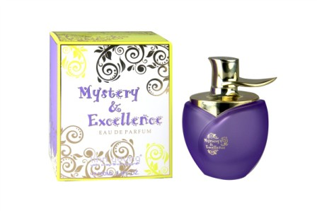 44NLY028 EDT MYSTERY & EXCELLENCE WOMEN 100ml