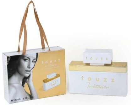 44NLY038 EDT TOUZZ INVITATION WOMEN 100ml