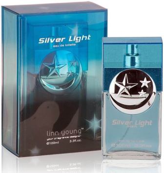 44NLY105 EDT SILVER LIGTH MEN 100ml