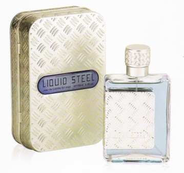 44NLY106 EDT LIQUID STEEL MEN 100ml