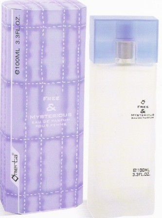 44OM034 EDT EXPRESS FREE & MYSTERIOUS 100ml