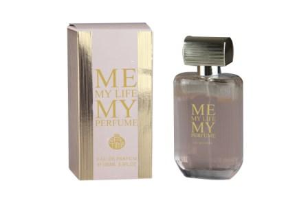 44RT096  EDP 100ml Me My Life My Perfume
