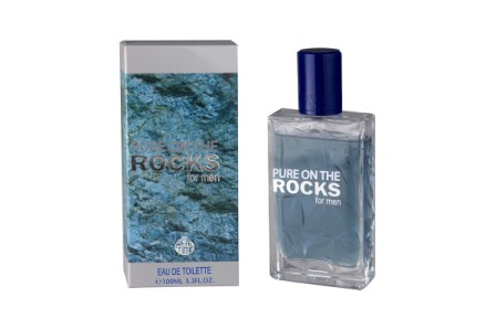 44RT150  EDT 100ml PURE ON THE ROCKS
