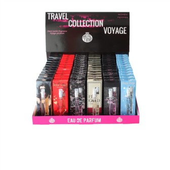 44RTM-D22  EDP 10ml Travel Collection in Display 72 pcs