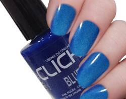 49CBLUE  VERNIZ CLICHE 11ML -12 UND – BLUE