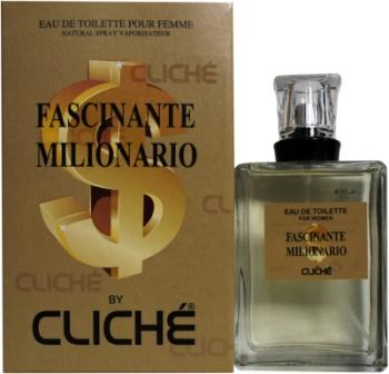 69P018  PERFUME CLICHE 100ML -FASCINANTE MILIONARIO