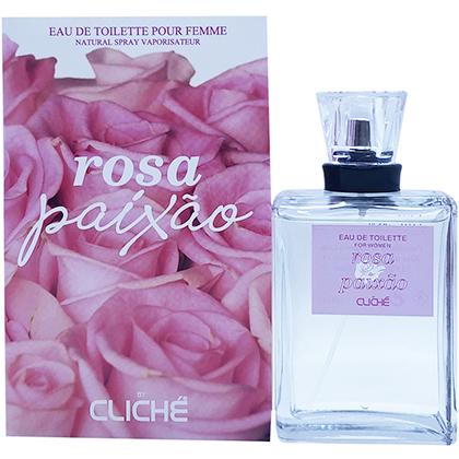 69P005  PERFUME CLICHE 100ML – ROSA PAIXAO