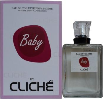 69P011  PERFUME CLICHE 100ML – BABY