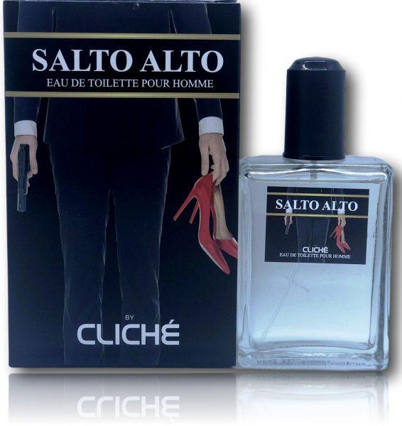 69P112  PERFUME CLICHE HOMEM 100ML – SALTO ALTO