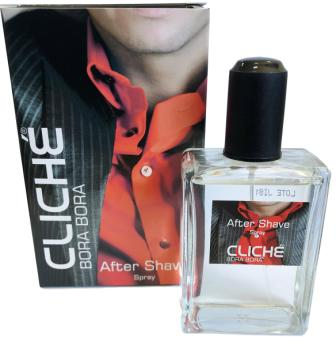 69PA004  A SHAVE SPRAY CLICHE 100ML – BORA BORA