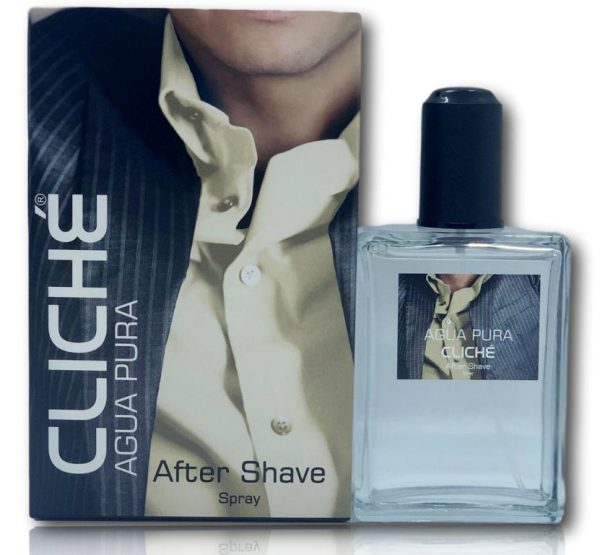 69PA006  A SHAVE SPRAY CLICHE 100ML – AGUA PURA